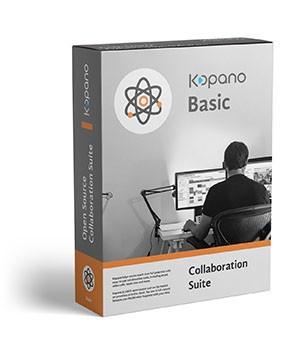 Kopano Basic - 5-Benutzer-Lizenz
